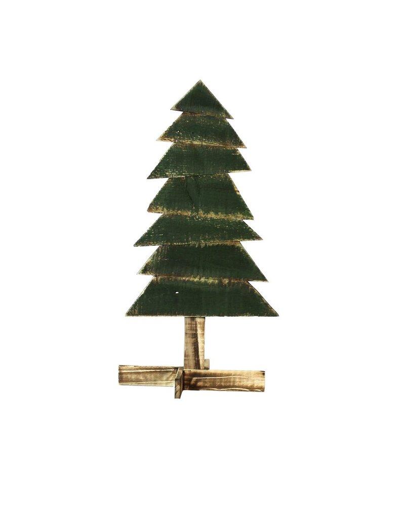 HomArt Wood Slat Christmas Tree - Med