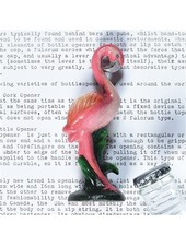 HomArt Flamingo Bottle Opener