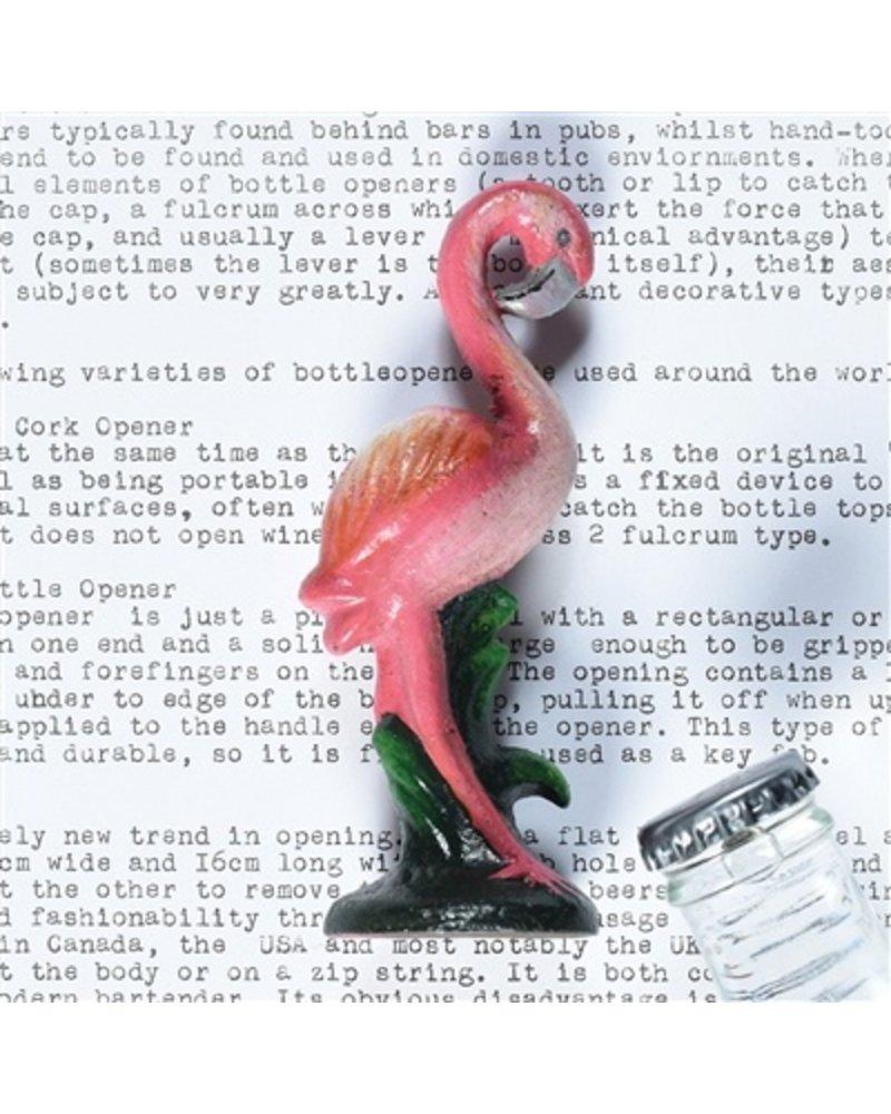 HomArt Flamingo Bottle Opener