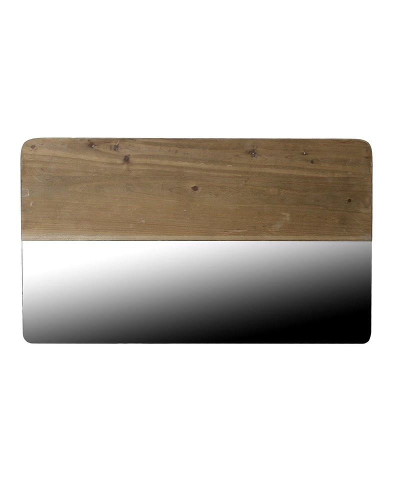 HomArt Cleave Wall Mirror - Rectangle