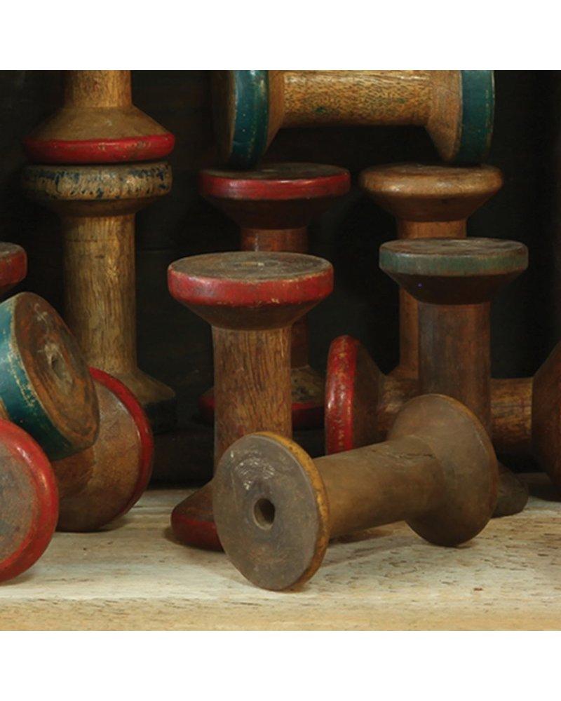 HomArt Piper Wood Spool - Sm