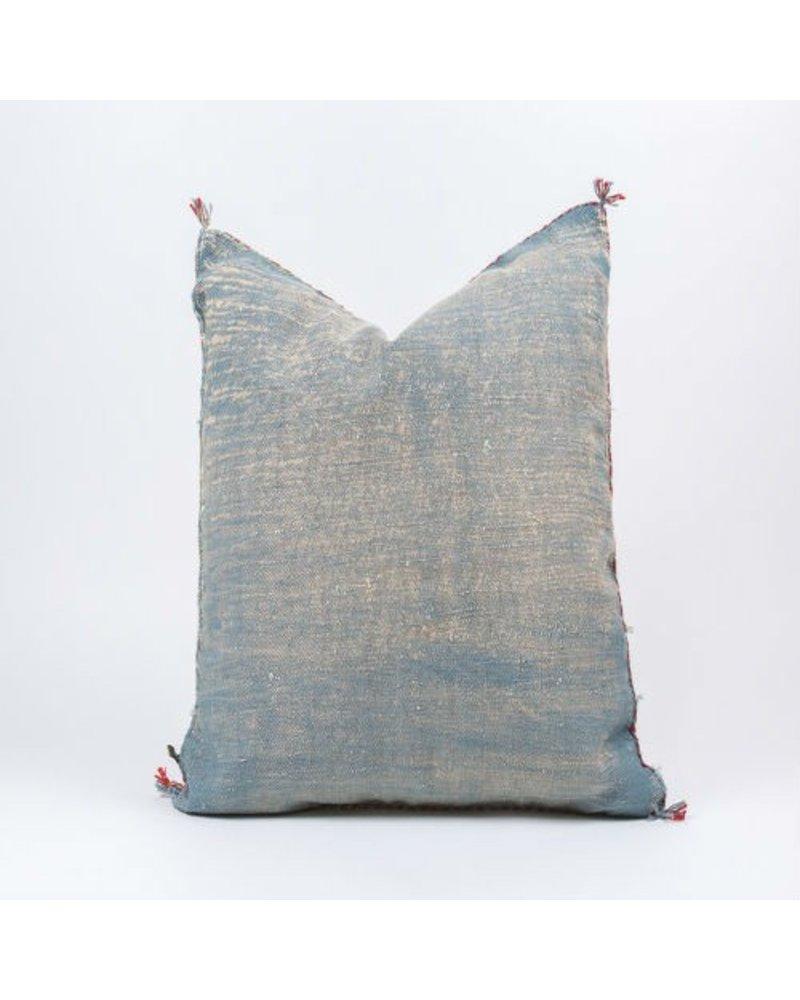 Bryar Wolf Moroccan Pillow - Musa Print 20x20