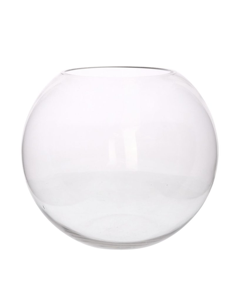 HomArt Glass Sphere Bowl