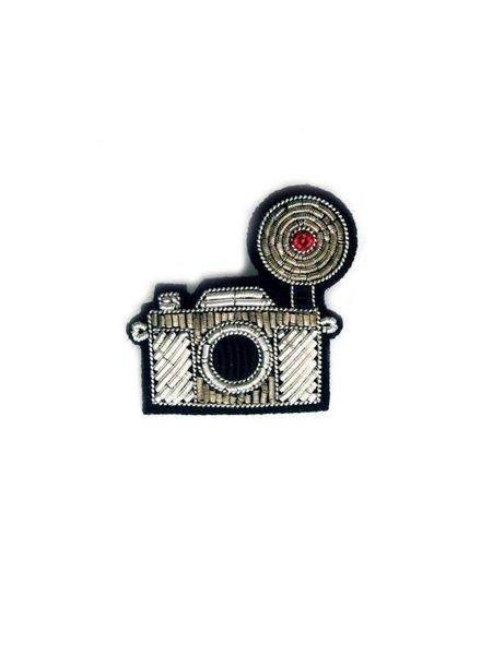 Macon & Lesquoy Pins Camera Pin