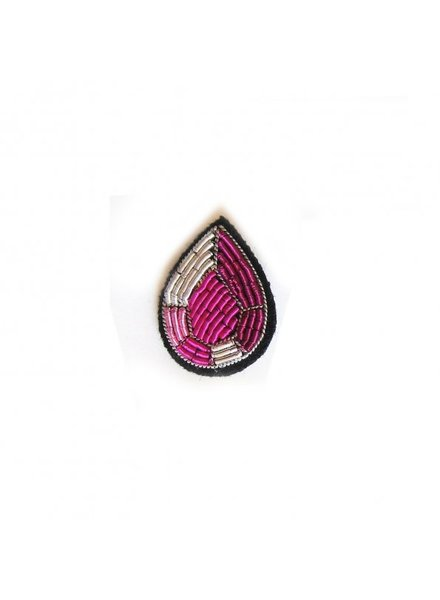 Macon & Lesquoy Pins Small Ruby Pin