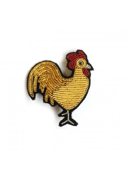 Macon & Lesquoy Pins Golden Rooster Pin
