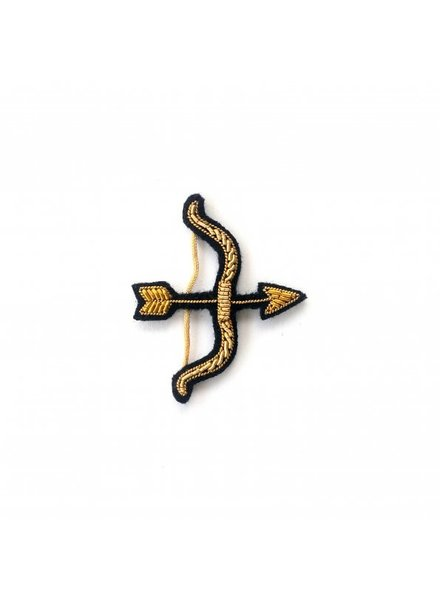 Macon & Lesquoy Pins Bow and Arrow Pin