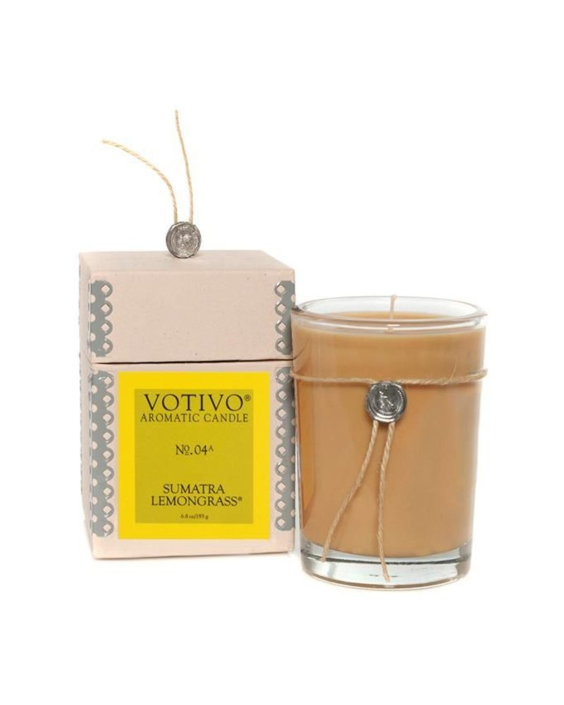 Sumatra Lemongrass Votivo Candle No.727