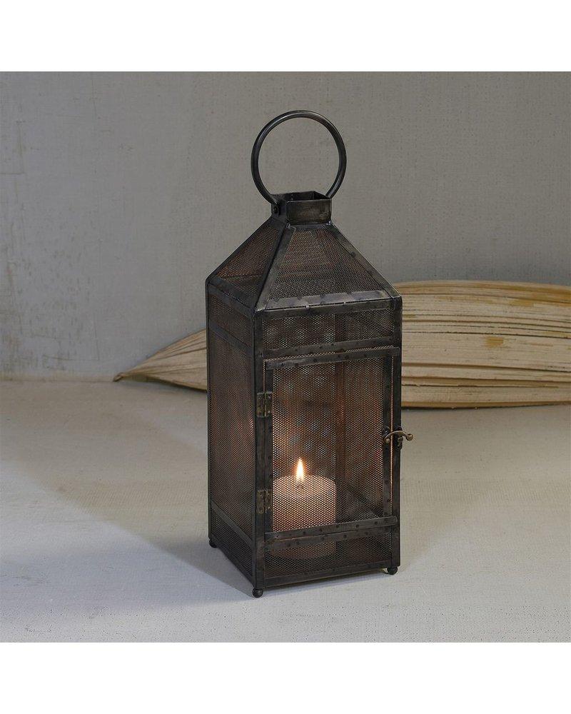 HomArt Ethan Mesh Lantern - Small