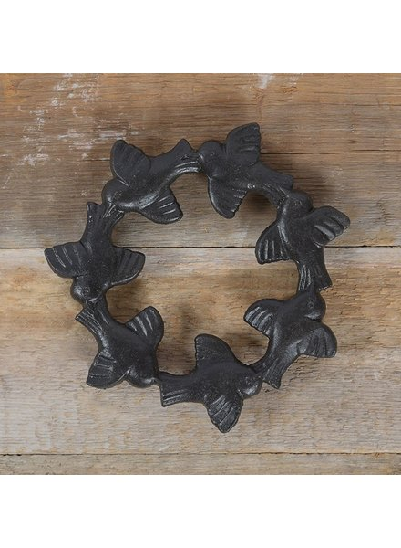 HomArt Bird Trivet - Cast Iron