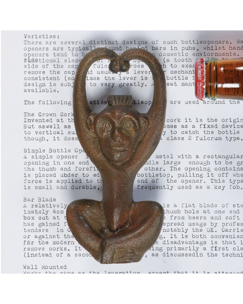 HomArt Monkey Cast Iron HomArt Bottle Opener - Cast Iron