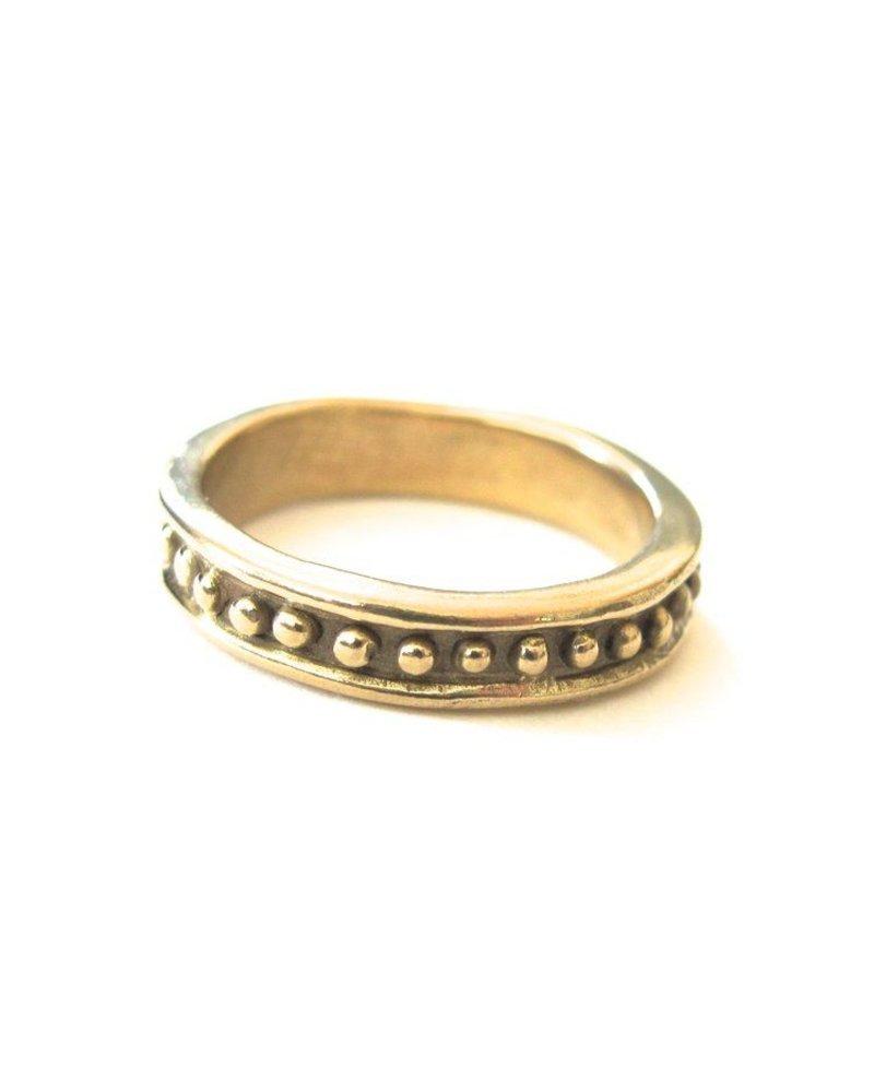 Marisa Mason Cosmia Silver Ring