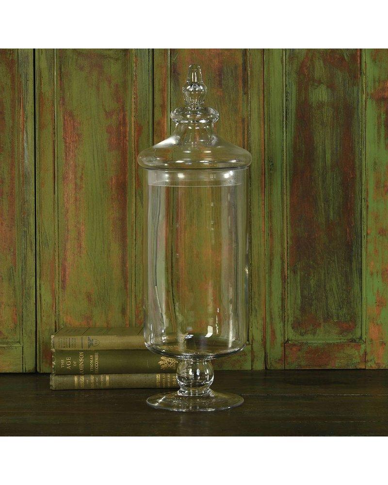 HomArt Carmen Glass Jar
