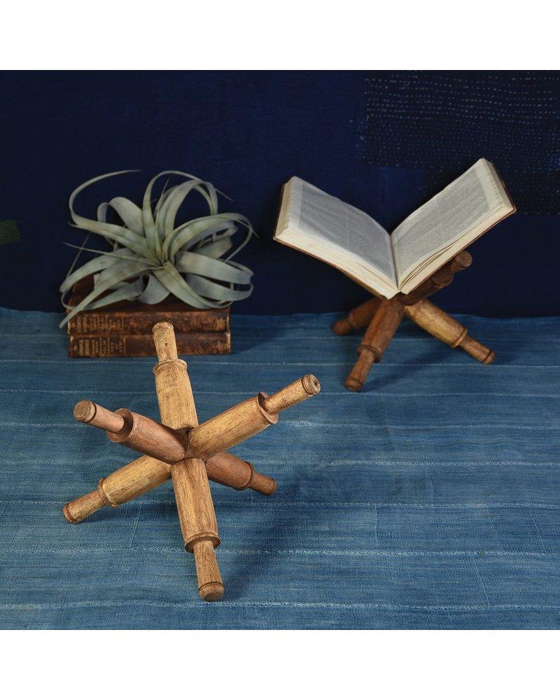 HomArt Wood Book Holder