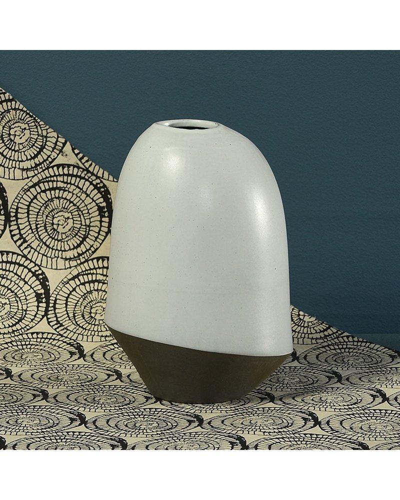 HomArt Astrid Ceramic Vase - Lrg