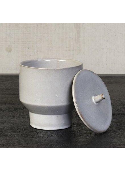 HomArt Metta Ceramic Sugar Bowl
