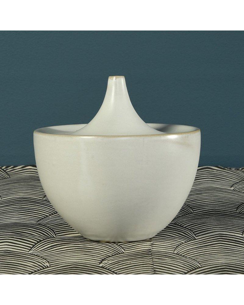 HomArt Lief Ceramic Vase - Lrg