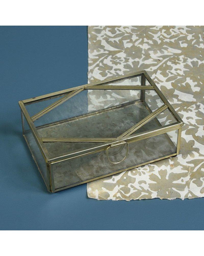 HomArt Monroe Rectangle Box - Sm
