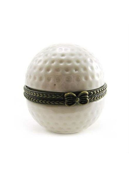 Art Gifts Golf Ball Keepsake Box