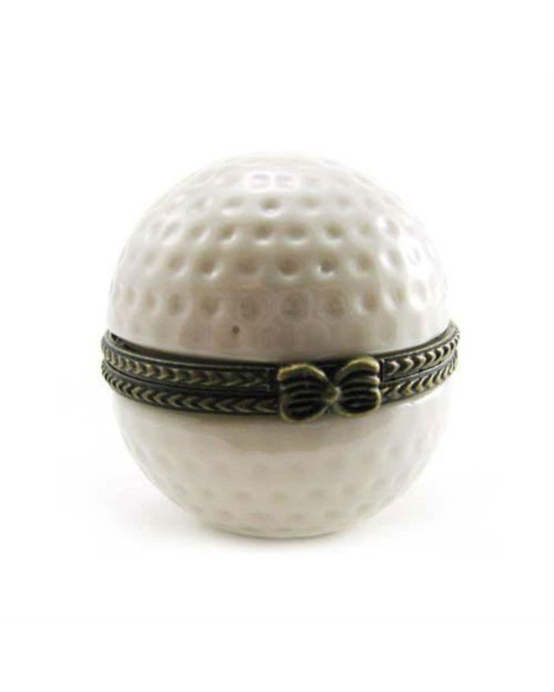 Art Gifts Golf Ball Keepsake Box