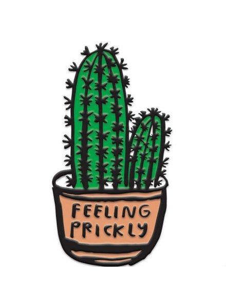 People I've Loved Feeling Prickly Enamel Pin
