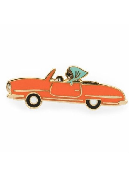 Rifle Paper Co Car Rifle Paper Pin