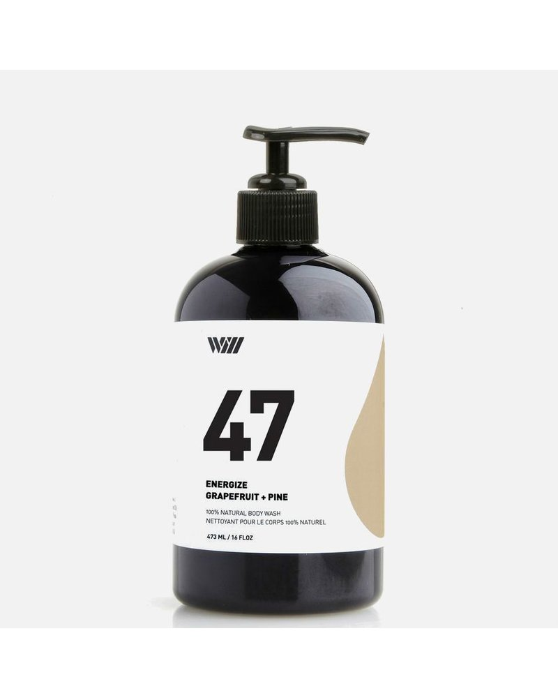 Way of Will Inc Energize Body Wash