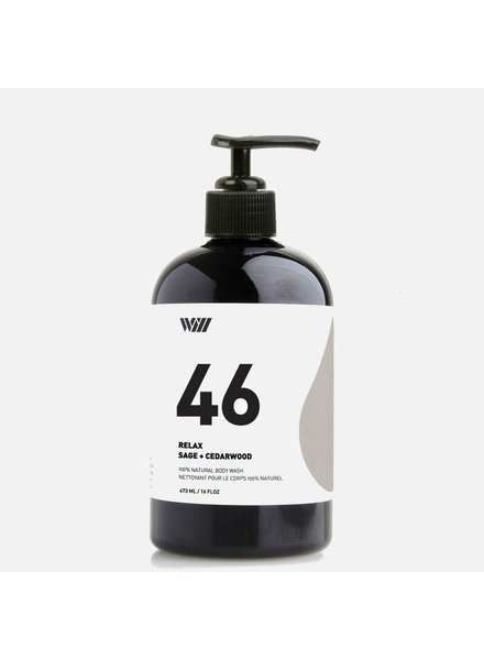 Way of Will Inc Relax Body Wash