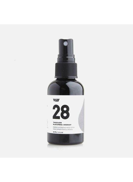 Way of Will Inc Black Spruce & Rosemary Energy Hydrating Spray