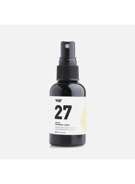 Way of Will Inc Peppermint & Lemon Energy Hydrating Spray
