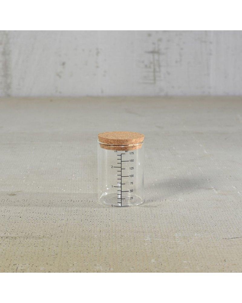 HomArt Milliliter Glass Canister - 175ml