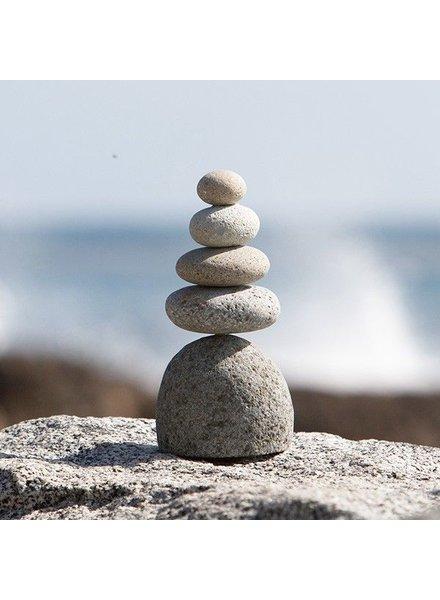 Garden Age Supply Quintuple Rock Sculpture