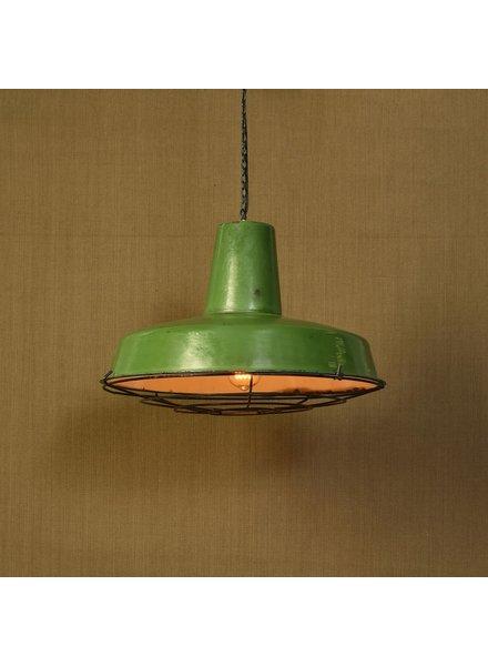 HomArt Cook Iron Pendant Lamp - Green