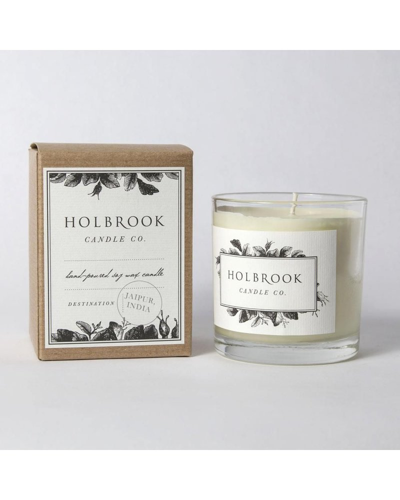 Holbrook Candle Co Jaipur 10oz Candle