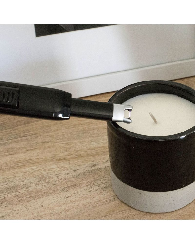 The USB Lighter Company USB Candle Lighter - Black