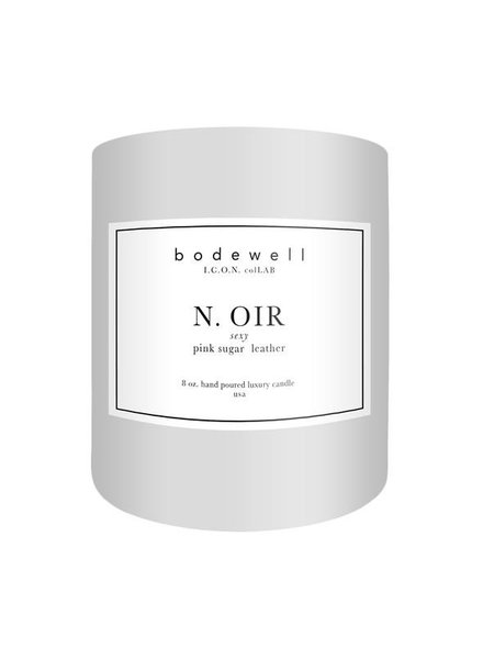 Bodewell Home N.OIR Candle 8oz