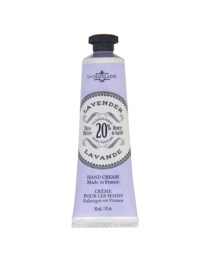La Chatelaine Lavender Hand Cream