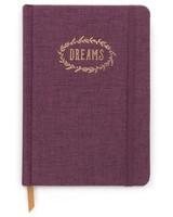Designworks Ink Dreams Journal - Eggplant