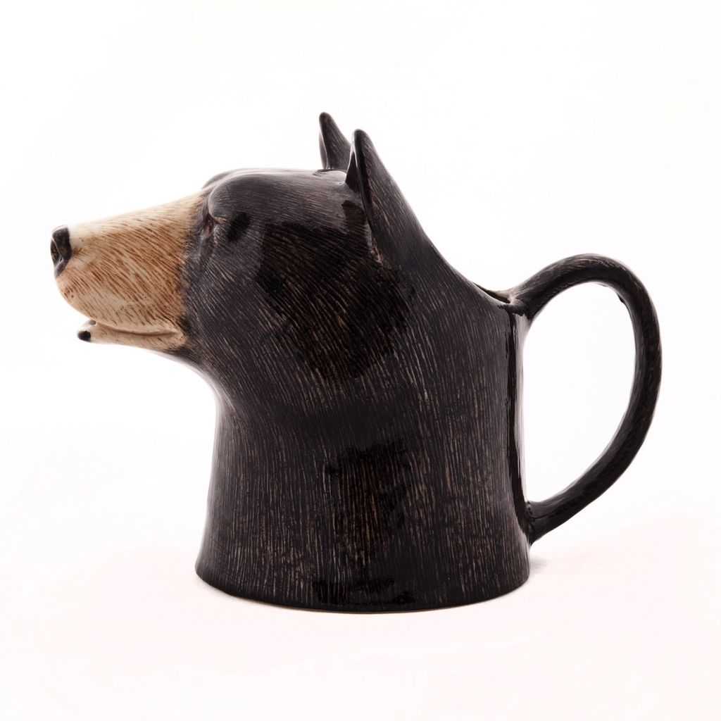 Europe Black Bear Jug Med