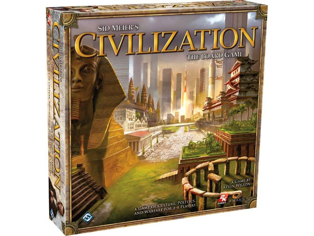 Australia CIVILIZATION BOARD GAME