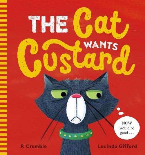 Australia CAT WANTS CUSTARD