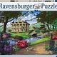 Australia Rburg - Visiting the Mansion 500pc Puzzle