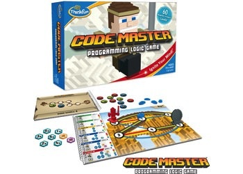 Australia ThinkFun - Code Master Programming Logic Game
