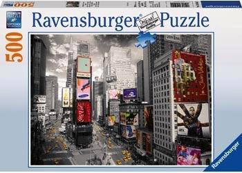 Australia Rburg - Times Square Eye Puzzle 500pc
