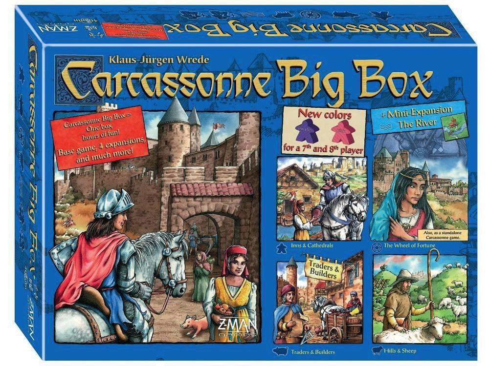 Australia CARCASSONNE BIG BOX