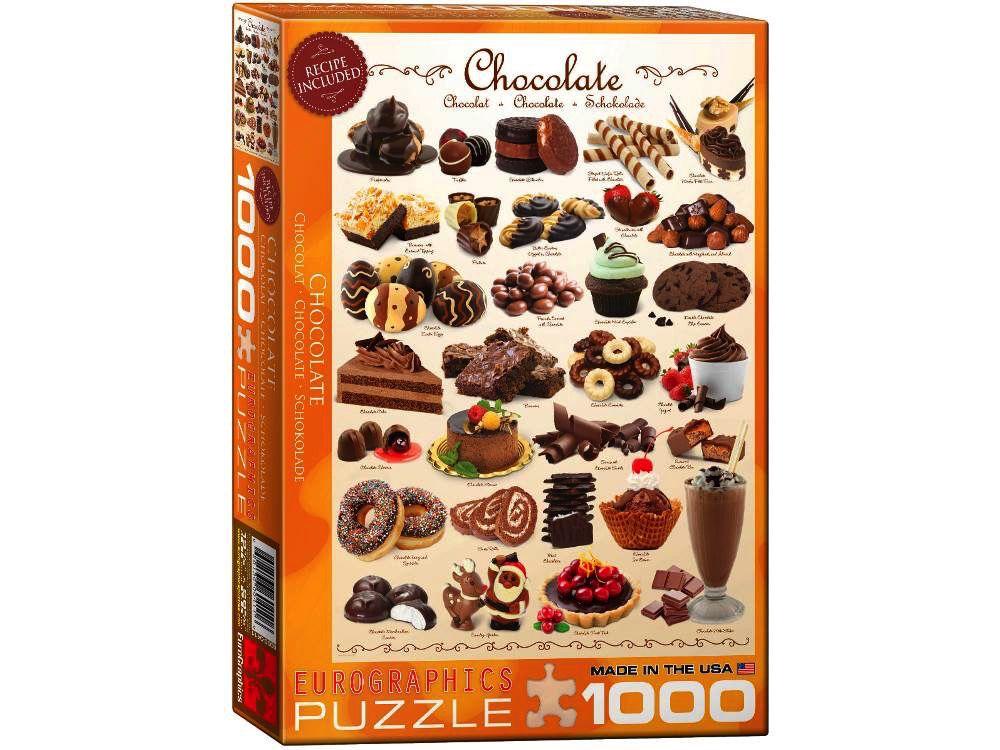 Australia CHOCOLATE lOOOpc