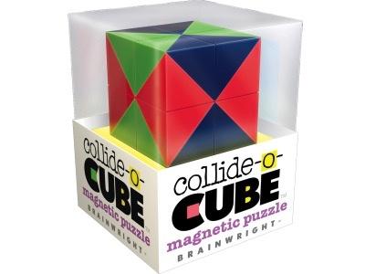 Australia COLLIDE-O-CUBE Magnetic Puzz