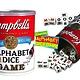 Australia CAMPBELL'S ALPHABET DICE GAM