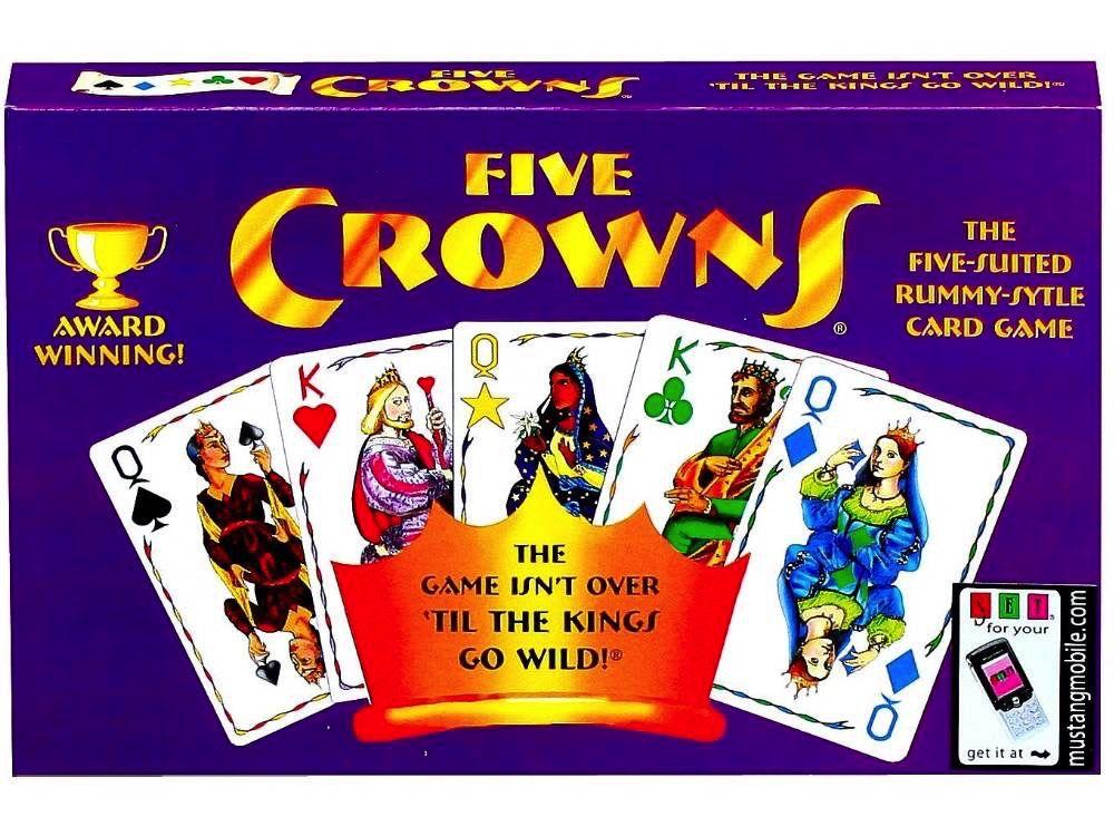Australia Five Crowns