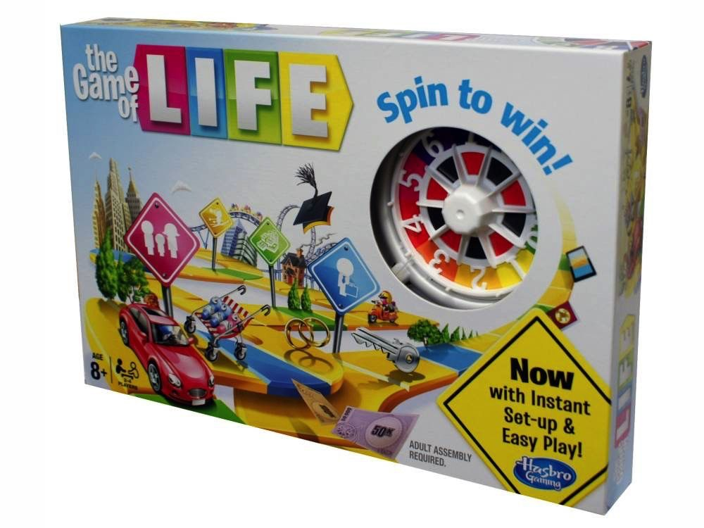 Australia GAME OF LIFE BOARD GAME
